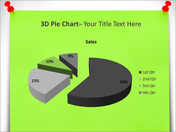 Paper Note PowerPoint Template - Slide 16