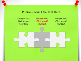 Paper Note PowerPoint Template - Slide 22