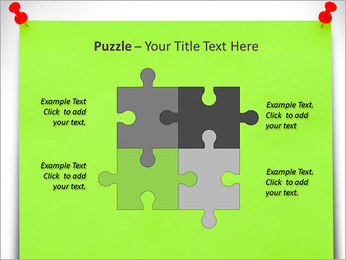 Paper Note PowerPoint Template - Slide 23