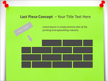 Paper Note PowerPoint Template - Slide 26