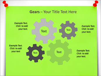 Paper Note PowerPoint Template - Slide 27