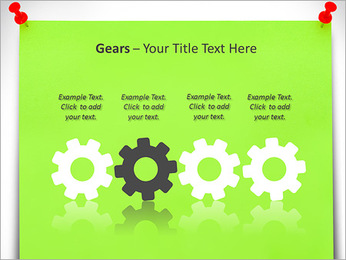 Paper Note PowerPoint Template - Slide 28