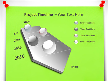 Paper Note PowerPoint Template - Slide 6
