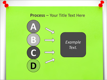 Paper Note PowerPoint Template - Slide 74