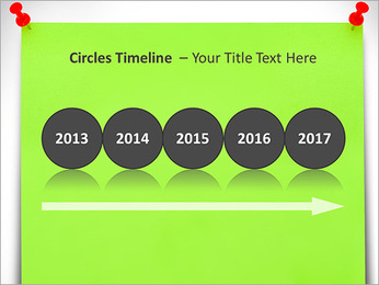 Paper Note PowerPoint Template - Slide 9
