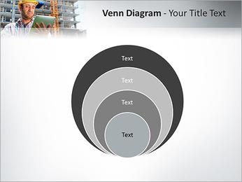 Do trabalhador da construção Modelos de apresentações PowerPoint - Slide 14
