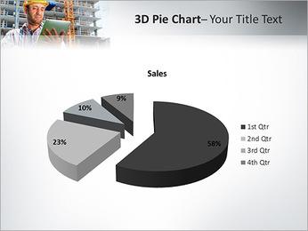 Do trabalhador da construção Modelos de apresentações PowerPoint - Slide 15