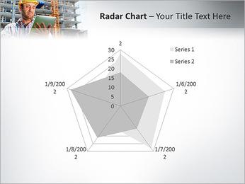 Do trabalhador da construção Modelos de apresentações PowerPoint - Slide 31