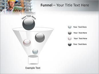 Do trabalhador da construção Modelos de apresentações PowerPoint - Slide 43