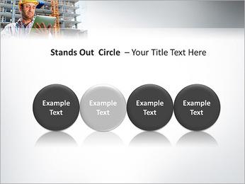 Do trabalhador da construção Modelos de apresentações PowerPoint - Slide 56