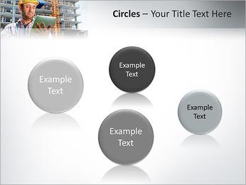 Do trabalhador da construção Modelos de apresentações PowerPoint - Slide 57