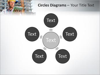 Do trabalhador da construção Modelos de apresentações PowerPoint - Slide 58