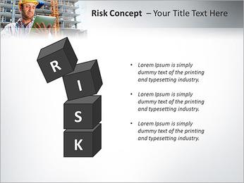 Do trabalhador da construção Modelos de apresentações PowerPoint - Slide 61