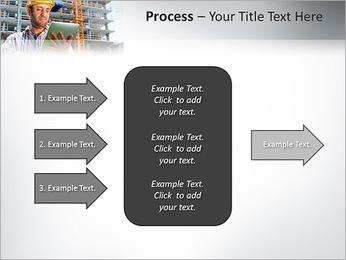 Do trabalhador da construção Modelos de apresentações PowerPoint - Slide 65