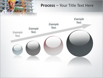 Do trabalhador da construção Modelos de apresentações PowerPoint - Slide 67