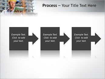 Do trabalhador da construção Modelos de apresentações PowerPoint - Slide 68