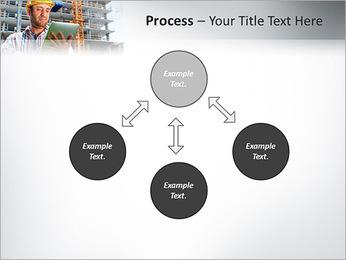 Do trabalhador da construção Modelos de apresentações PowerPoint - Slide 71