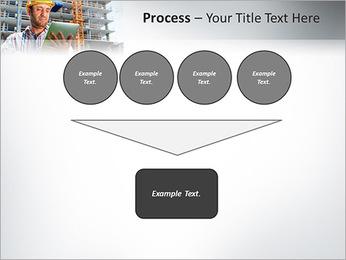 Do trabalhador da construção Modelos de apresentações PowerPoint - Slide 73