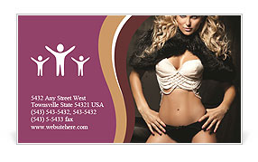 0000060252 Business Card Template