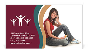 0000060275 Business Card Template