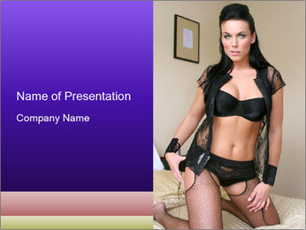 0000060282 PowerPoint Template - Slide 1