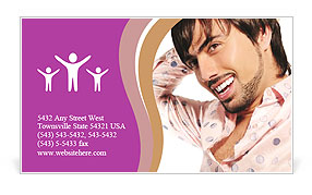 0000060294 Business Card Template