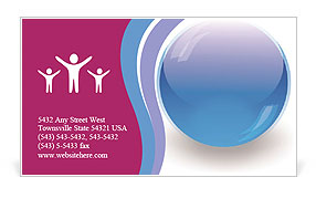 0000060299 Business Card Template
