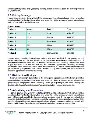 0000060300 Word Template - Page 9