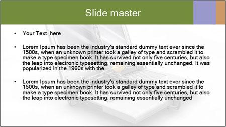 0000060301 PowerPoint Template - Slide 2