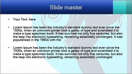 0000060322 PowerPoint Template - Slide 2