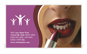 0000060324 Business Card Template