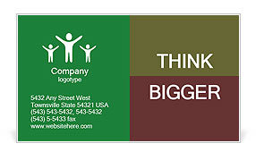 0000060331 Business Card Template