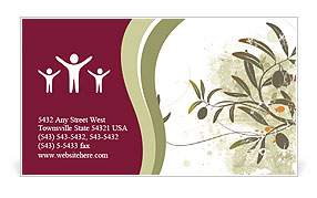 0000060339 Business Card Template