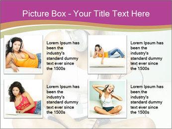 0000060340 PowerPoint Template - Slide 14
