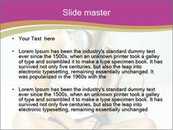 0000060340 PowerPoint Template - Slide 2