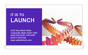 0000060354 Business Card Template