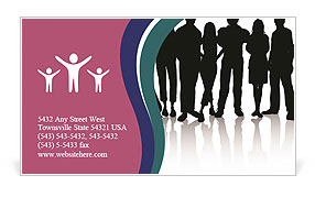 0000060358 Business Card Template