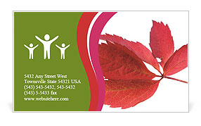 0000060365 Business Card Template
