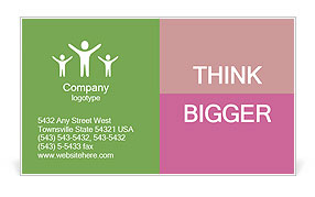 0000060369 Business Card Template