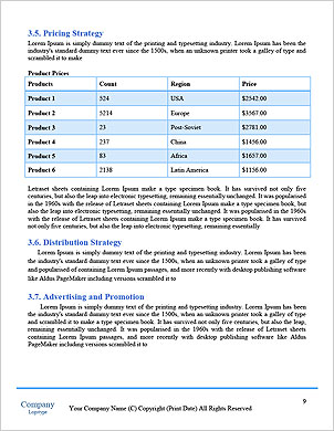 0000060401 Word Template - Page 9