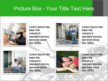0000060421 PowerPoint Template - Slide 14