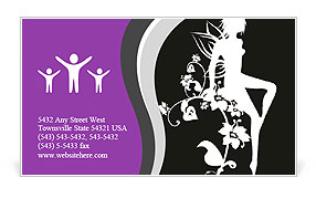 0000060423 Business Card Template