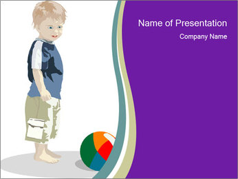 0000060424 PowerPoint Template - Slide 1