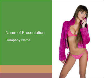0000060426 PowerPoint Template - Slide 1
