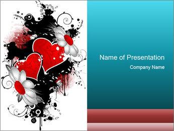 0000060442 PowerPoint Template - Slide 1