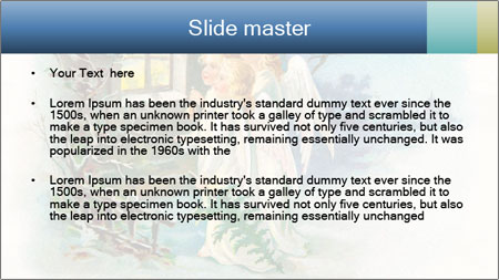 0000060445 PowerPoint Template - Slide 2