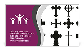 0000060464 Business Card Template