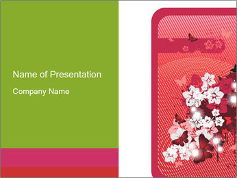 0000060478 PowerPoint Template - Slide 1