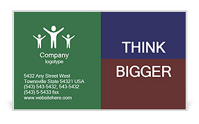0000060484 Business Card Template