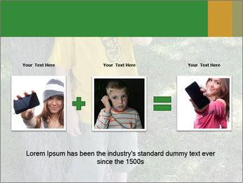 0000060490 PowerPoint Templates - Slide 22
